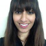Alisha Chauhan - Treasurer